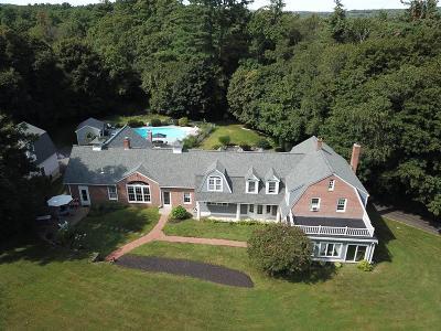 Uxbridge Single Family Home For Sale: 51 Carney Street