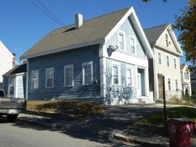 Lowell Single Family Home For Sale: 119 Butterfield St