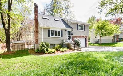 Wellesley Single Family Home For Sale: 116 Manor Ave