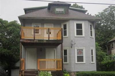 Multi Family Home For Sale: 86-88 Wood Ave