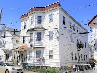 Lowell Multi Family Home For Sale: 16-18 Walnut Street