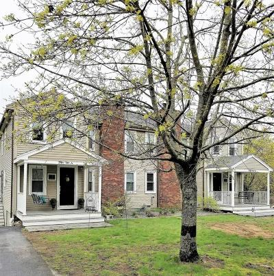 Millville Multi Family Home For Sale: 59 Providence St #A/B