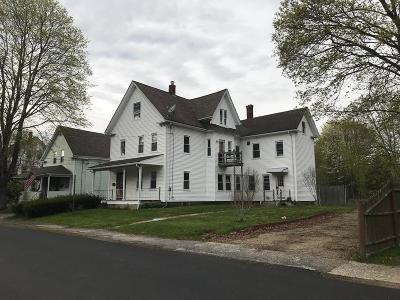 Middleboro Single Family Home Under Agreement: 5 Barrows St