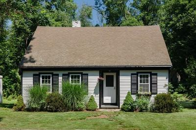 Cohasset Single Family Home For Sale: 36 Mill Lane