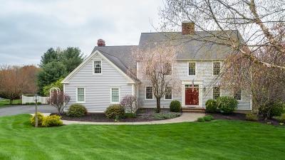 Wilbraham Single Family Home For Sale: 7 Whitford Pl