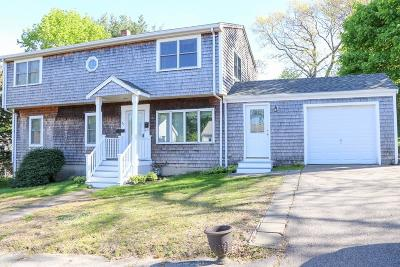 Weymouth Single Family Home For Sale: 55 Oak Hill Road