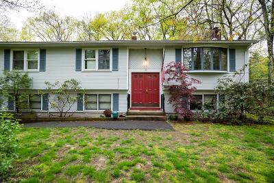 Belchertown Single Family Home For Sale: 18 Forest Rd
