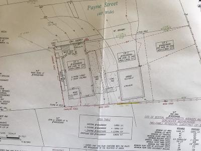 Boston Residential Lots & Land For Sale: 4 Payne St
