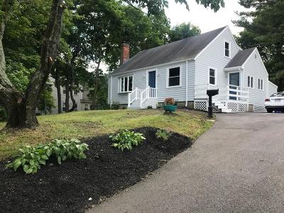 Natick Single Family Home For Sale: 23 Union Street