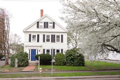 Danvers Condo/Townhouse For Sale: 47 Locust St #2