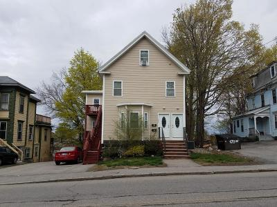 Lowell Rental For Rent: 409 Pawtucket St #2