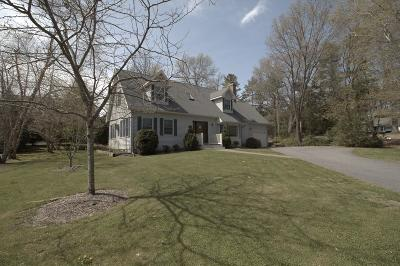 Hopkinton MA Single Family Home For Sale: $545,000