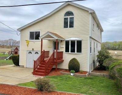 Quincy Single Family Home For Sale: 100 Rhoda St