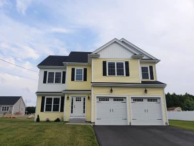 Attleboro Single Family Home For Sale: 3 Pasture Brook Rd