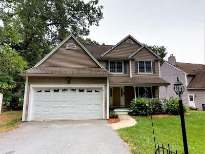Natick Single Family Home For Sale: 78 Rathbun Road