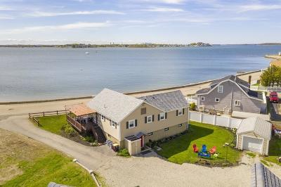 Weymouth Single Family Home For Sale: 21 Fort Point Rd.