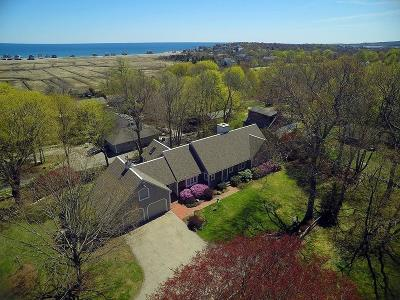 Scituate Single Family Home For Sale: 15 Meeting House Lane