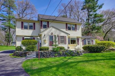 Billerica Single Family Home For Sale: 350 Concord Rd