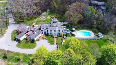 Hingham Single Family Home For Sale: 123 Summer St.