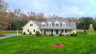 Plymouth Single Family Home For Sale: 252r Long Pond Rd