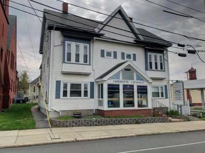 Methuen, Lowell, Haverhill Multi Family Home For Sale: 7-13 Kenoza Ave
