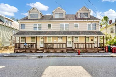 Lowell Condo/Townhouse For Sale: 23 Harrison Street #2