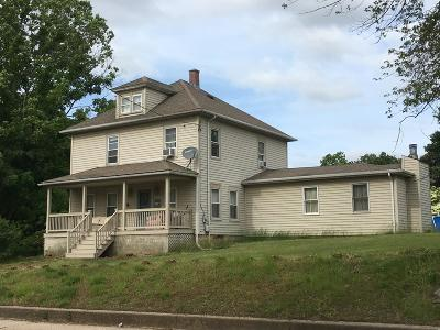 Palmer Single Family Home For Sale: 1673 North Main Steet