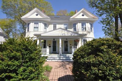 Concord Single Family Home For Sale: 1336 Main St #1336