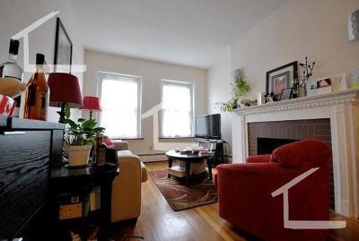 Brookline Rental For Rent: 170 Winthrop Road #8
