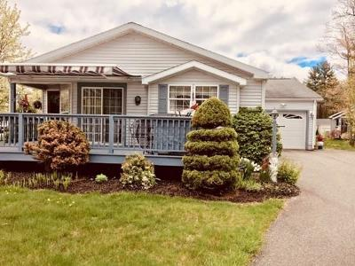 Middleboro Single Family Home For Sale: 602 Orchard Court