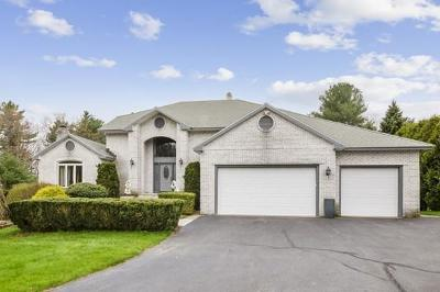 Webster Single Family Home For Sale: 118 Upper Gore Rd