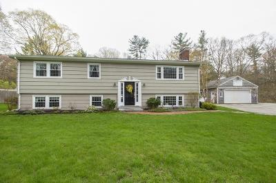 Norwell MA Single Family Home For Sale: $589,000