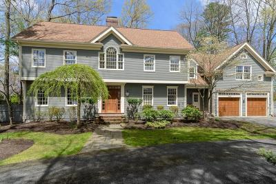 Wellesley Single Family Home For Sale: 260 Wellesley Ave