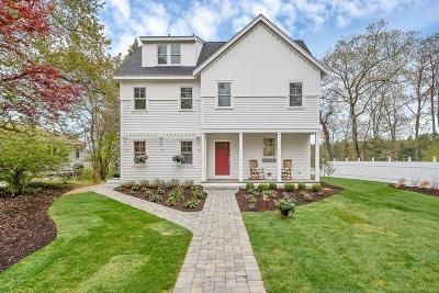 Stow Single Family Home For Sale: 168 Barton Road