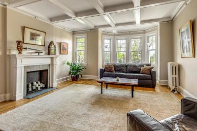 Melrose Condo/Townhouse For Sale: 585 Franklin Street #4