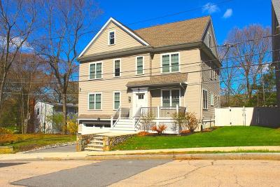 Single Family Home For Sale: 145 Newfield Str.