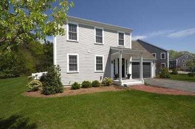 Hingham Single Family Home For Sale: 2 Damon Farm Way