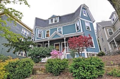 Multi Family Home Under Agreement: 116 Hyde Park Ave