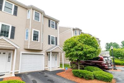 Billerica, Chelmsford, Lowell Condo/Townhouse For Sale: 262 Littleton Rd #6