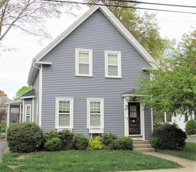 Natick Single Family Home For Sale: 31 High St