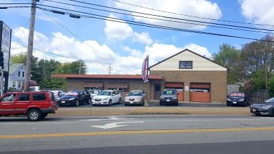 MA-Bristol County Commercial For Sale: 554 Church St