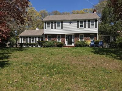 Hingham Single Family Home For Sale: 42 Old County Road