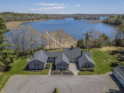 Wareham Single Family Home For Sale: 16 Jobs Island Road