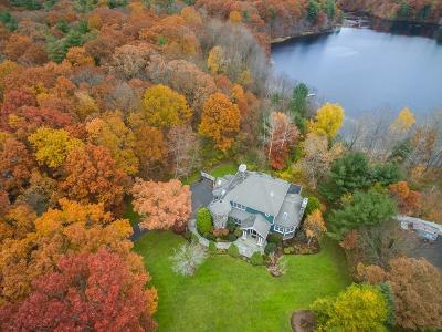 Foxboro Single Family Home For Sale: 8 Beaumonts Pond Dr