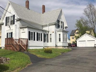 Taunton Multi Family Home For Sale: 145 Broadway