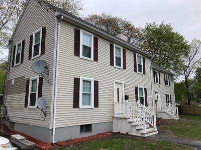 MA-Suffolk County Multi Family Home For Sale: 28 June St