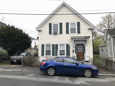 Lowell Single Family Home For Sale: 26 Otis St.