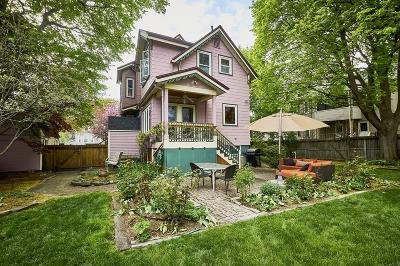 Malden, Medford, Melrose Single Family Home For Sale: 61 Dudley St