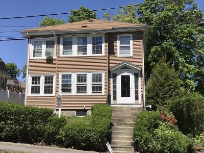 Newton Condo/Townhouse For Sale: 27 Pembroke St #1