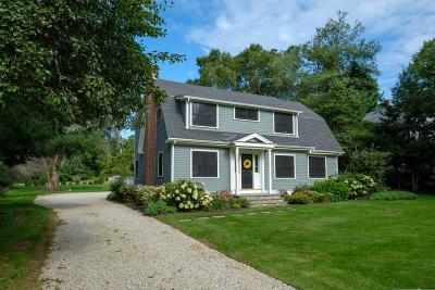 Needham Single Family Home For Sale: 1133 South St